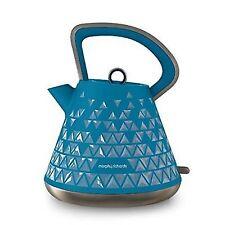 Morphy Richards Blue Prism Traditional Kettle 3kW 1.5L Model 108104