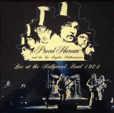 PROCOL HARUM Hollywood Bowl 1973 LP
