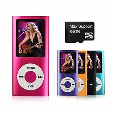 MYMAHDI - Digital, Compact and Portable MP3 / MP4 Player ( Max support 64 GB ...