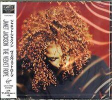 JANET JACKSON-THE VELVET ROPE-JAPAN CD Ltd/Ed C68