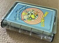 """🃏 Rare - Vintage """" SIX FLAGS ~ LOONEY TUNES """" Playing Cards in Original Case 🃏"""