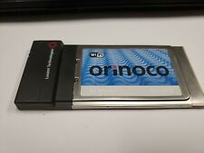 Pcmcia Wireless Card Lucent Technologies Orinoco Pc24E-H-Fc, Parts Only Untested
