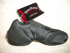 Capezio Racer Jazz Shoe  PP10 Dance Black New In Box Adult