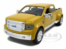 FORD MIGHTY F-350 YELLOW 1:31 DIECAST CAR MODEL BY MAISTO 31213