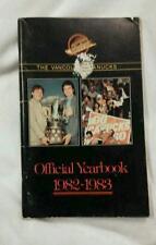 Vintage NHL 1982-83 VANCOUVER CANUCKS Media Press Guide RARE