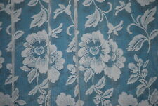 SORRENTO FLOUNCE FLORAL ALL OVER WHITE  NET CURTAIN BATHROOM BEDROOM LOUNGE