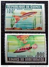 GUINEE - timbre - yt aérien n°38 et 39 n** - stamp guinea