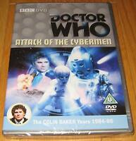 Doctor Who DVD - Attack of the Cybermen (Excellent Condition)