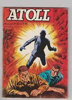 ATOLL n°35 - Archie le robot. 1970. petit format en TBE