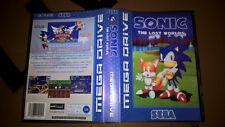 # SEGA MEGA DRIVE-Sonic the Lost Worlds/MD gioco #