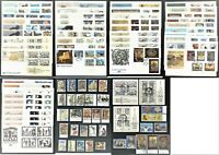 GREECE STAMPS LOT 37 FDC'S & 11 SPECIAL FIRST DAY CANCELL SETS 1993-97 CV $660