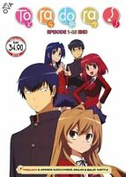 Toradora! (Chapter 1 - 25 End + OVA) ~ All Region ~ Brand New ~ English Version