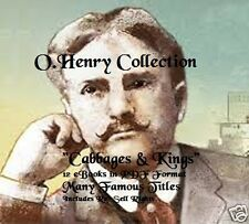 CD- O.Henry Collection - 12 eBooks (Resell Rights)