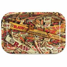 "Raw Rolling Tray MEDIUM 11"" X 7"" Single LIMITED ADITION"