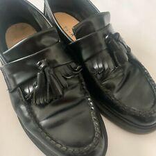 Dr Martens Mens Tassel Fringe Loafer Black Size UK9 Slip on