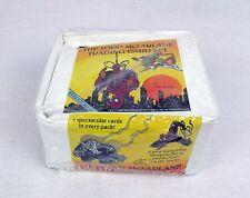 1989 Comic Images Todd McFarlane Trading Card Series 1 Factory Sealed Box Rare