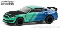 1:64 Scale Brand New 2019 Ford Shelby GT350R ''Falken Tires'' - By Greenlight