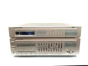 Vintage Marantz TA 150 Tuner & Amplifier ST150 & PM150 SEE PICS / READ RARE