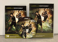 Les Mills Body Combat 58 Comes with CD and Instructor Notes NO WORKOUT DVD!