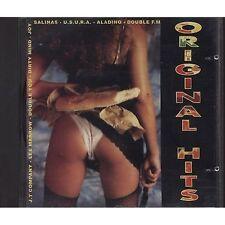 Original Hits - ALADINO DOUBLE YOU JOY SALINAS U.S.U.R.A. - CD 1993 NEAR MINT
