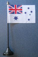 Australian Navy Ensign Desk Table Top Flag