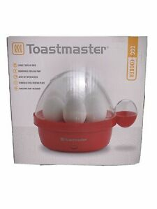 Toastmaster Hard Boiled Egg Cooker w/ Poaching Tray Brand