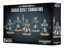 Thousand Sons Scarab Occult Terminators (43-36)