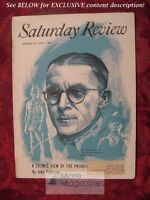 Saturday Review August 22 1953 ALAN PATON JOHN PATERSON Melville Cane