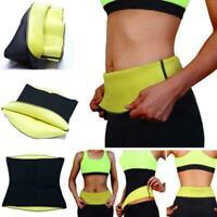 Women Hot Sweat Thermo Neoprene Body Shaper Slimming  Slim Belt Best