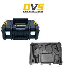 DeWalt DWST1-70703 DCF899N DCF899HN T-Stak Flat Top Toolbox II Suitcase + Inlay