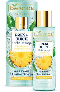 Bielenda Face Moisturizer Brightening Hydro Essence 110ml dull skin refreshing