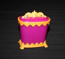Playmobil princesses grande boîte à bijoux rose du château 5142