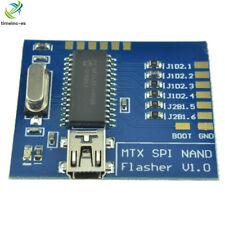 Matrix NAND Programmer MTX SPI NAND Flasher V1.0 Fast USB SPI NAND programmer E