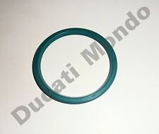 Rueda Delantera Speedo Disco Placa Sello Ducati 748 916 996 998 decimal St4 Ss 750 900 IE