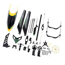 18 in 1 RC Model Vehicle Components for Wltoys V912 Electric Helicopter DIY