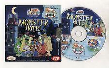 Cartone animato VCD Video Cd MONSTER HOTEL Kinder Ferrero Pc no Dvd