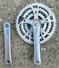 Shimano Deore Biopace-HP FC-MT60 Chainset Crankset Crank 48/38/28 rings 170mm