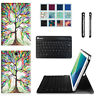For Samsung Galaxy Tab A 10.1 with S Pen SM-P580 Bluetooth Keyboard Case Cover