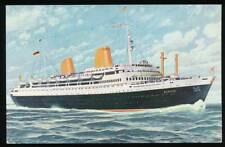649225) AK Schiffe - MS Europa
