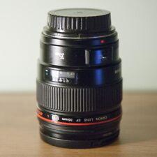 Canon 2512A011 EF 35mm f/1.4L USM Lens very good condition + UV Hoya