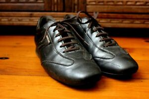 Mephisto Air Flex Bronze Leather Lace up Shoes Size Euro 6 US 8.5 RRP $299 Retro