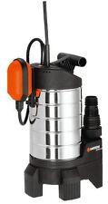 GARDENA Premium Schmutzwasserpumpe Pumpe 20000 inox 1050 W (1802)
