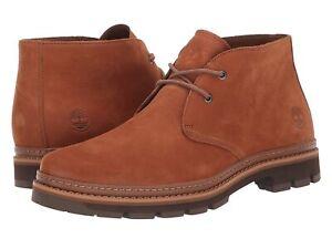 Man's Boots Timberland Port Union Waterproof Chukka