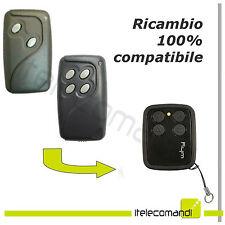 Telecomando Radiocomando Why Plus 433 compatibile GIBIDI AU1600 AU1610 AU1590