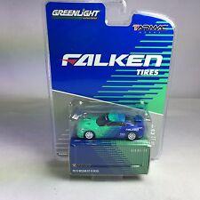 1/64 Tarmac X Greenlight Nissan Skyline GTR R35 FALKEN Special Edition #51132