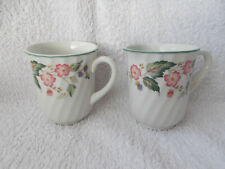 BHS Victorian Rose - 2 Mugs