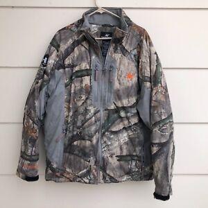 Arctic Shield Mossy Oak Treestand Insulated Jacket Men XL