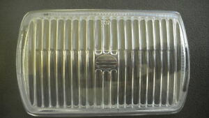 Fog Lamp Light  Lens - Glass  Jaguar XJS and XJ6 1988-1996 . Aftermarket