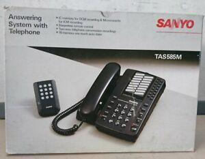 SANYO TAS585M TELEFONO CON SEGRETERIA TELEFONICA VINTAGE