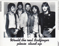 BAD FINGER - Would the real Badfinger please stand up 1982 U.S  Press 3×CD *F/S